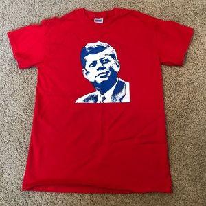 Small JFK T-Shirt